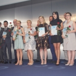 Renata Dudek z Kliniki Onkologii Klinicznej ŚCO – III miejsce w kategorii Pielęgniarka Roku 2018 w Kielcach