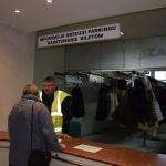 Punkt obsługi parkingu/rabatowania biletów (Hol Główny ŚCO, przy szatni)