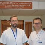 Zabiegi implantacji sztucznych zwieraczy cewki moczowej wykonują dr n. med. Jarosław Jaskulski i dr n. med. Mateusz Obarzanowski