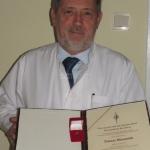 Zaszczytny tytuł dla doktora Janusza Słuszniaka