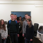 Uczniowie Katolika i IV LO zwiedzali ŚCO