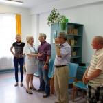 W każdy poniedziałek o godz. 11.30 w świetlicy Kliniki Radioterapii ŚCO odbywają się bezpłatne zajęcia grupowe dla pacjentów po usunięciu krtani i dla ich rodzin. Serdecznie zapraszamy!